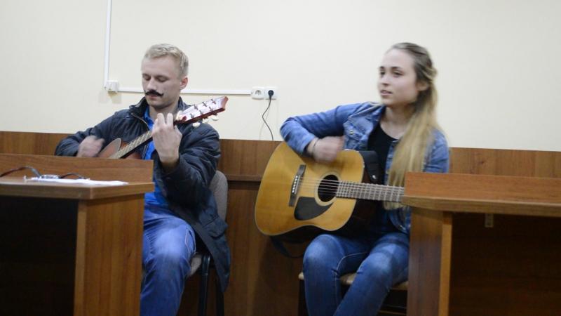 Школа Актива - 2017. Егор Яковлев и Анастасия Шиповская - Яхта, парус
