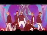 [RAW|VK][05.11.2016] MONSTA X - Fighter @ Show! Music Core