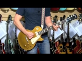 NEW PHIL X 1956 Gibson Les Paul Gold Top 01127