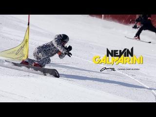 Nevin Galmarini's Freeride In Korea