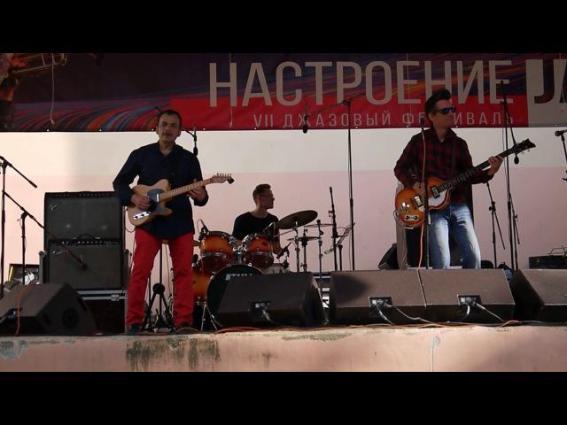 Aleksey Fetisov' Rock-N-Roll Trio