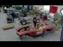 The Restoration of Elvis' BMW 507