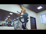 Сайкл тренировка в Прайм Фитнес Петра Великого