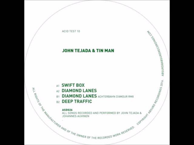 John Tejada Tin Man - Swift Box | Acid Test