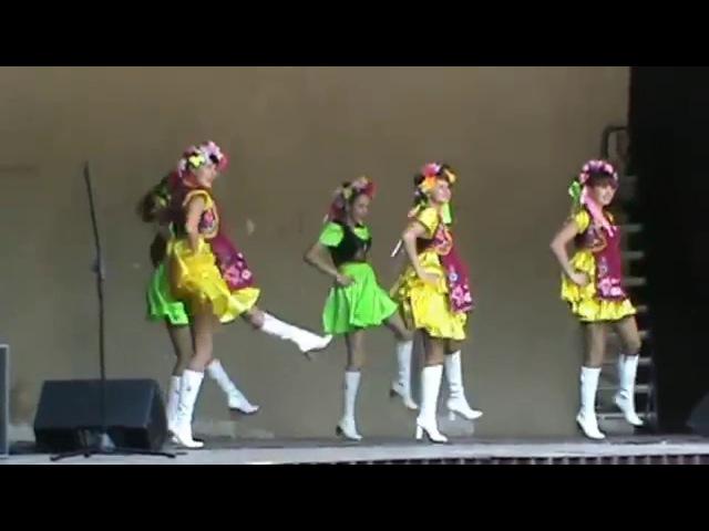 Танцы Под Band ODESSA_Ромашка Белая