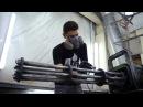 Как мы красим миниган Гальватрона/ Производство костюмов роботов-трансформеров