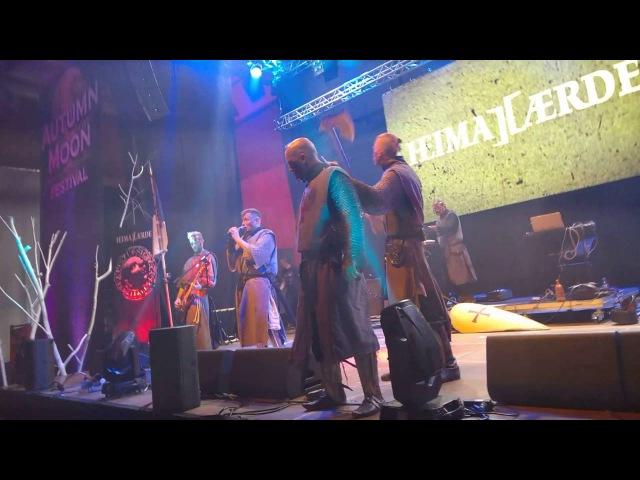 Heimataerde - Hick Hack Hackebeil Live @Autumn Moon Festival Hameln 2016 (HD)