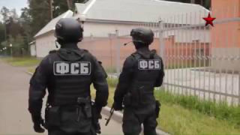 Андрей Иванцов Служить России в ФСБ
