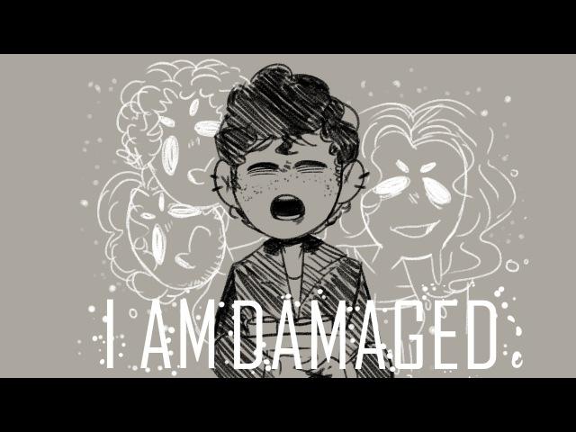 || I am Damaged ||【Heathers Animatic 】