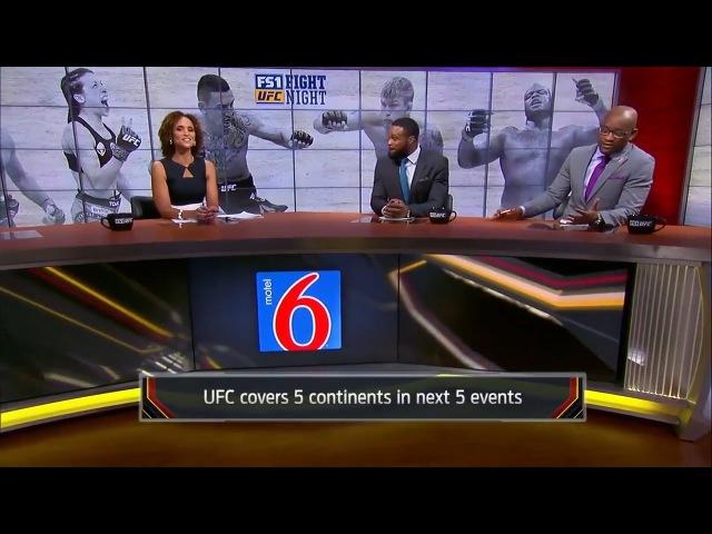 UFC-211 Миочич- Дос Сантос превью FOX ufc-211 vbjxbx- ljc cfynjc ghtdm. fox