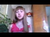 Девочка 12 лет, зачитала рэп на минимум)))