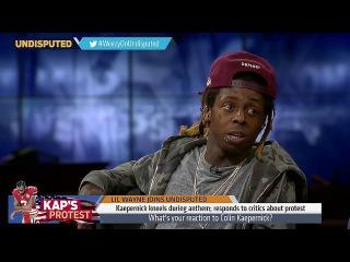 Mídia falha em pressionar Lil Wayne a apoiar Black Lives Matter