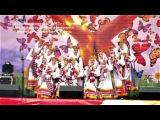 Славянское единство  2017 г.Клинцы. Выступление хореографического ансамбля Х...