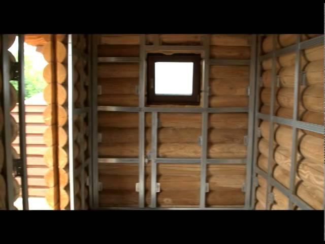 Отделка деревянного дома Программа Что почем