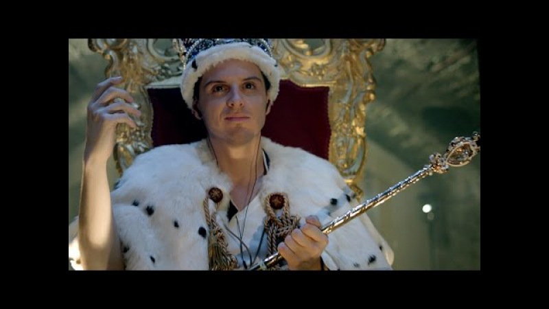 Moriarty Steals The Crown Jewels The Reichenbach Fall Sherlock BBC