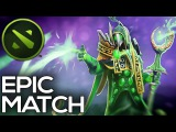 OG vs WG - EPIC ELIMINATION - Boston Major  Dota 2