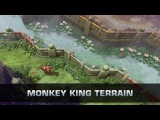 Dota 2 Monkey King Terrain - Patch 7.00