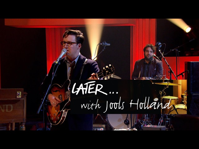Nick Waterhouse - I Had Some Money (But I Spent It) - Later... with Jools Holland - BBC Two
