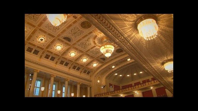 Густаво Дудамель на 100-летнем юбилее Венского Концертхауса - musica, 9th symph. Beethoven