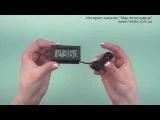 Термометр MirAks TR-3976 Black (Черный/пластик/выносной датчик)