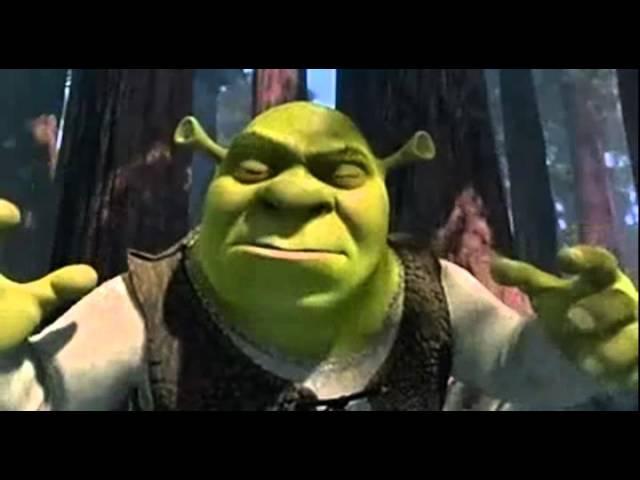 Шрек Shrek (2001)