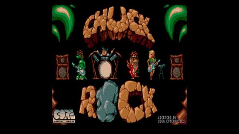 Mega-CD Longplay [011] Chuck Rock