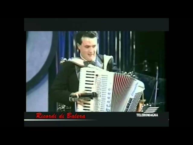 LA DISPERATA polka di Ferrer Rossi eseguita nel 1991 dall'orchestra BAGUTTI