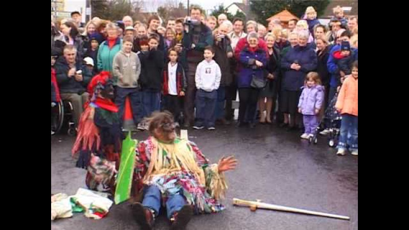 Mummers Play, The Christmas Boys of Winterbourn Down, Boxing Day