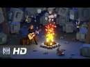 "CGI 3D Animated Short: ""Funky Low Poly Animation"" - by Zacharias Reinhardt"