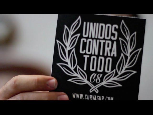 Curva Sur - Unidos Contra Todo (Video Oficial)