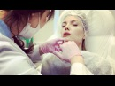 Участница «Дом 2» Вера Курочка решила тайком увеличить себе губы
