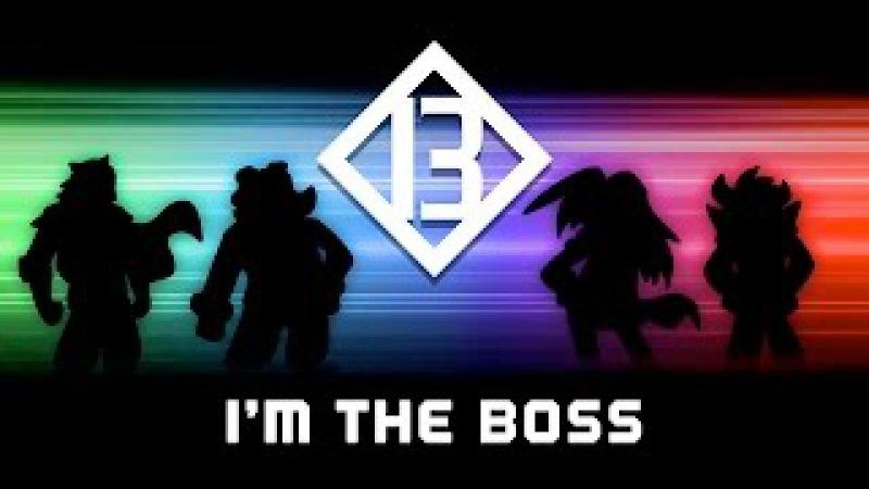 Big Bad Bosses B3 I'm The Boss Official Music Video