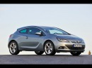 Opel Astra GTC jagt den VW Scirocco
