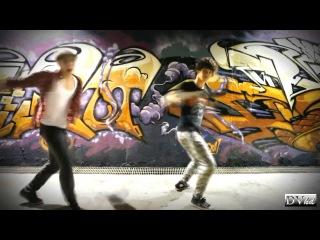 Rome & Maru (C-CLOWN) - Pre-Debut (dance practice) DVhd