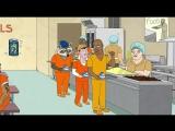 Конь БоДжек 1х06 первый день в тюрьме