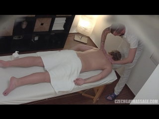 Czech gay massage 1