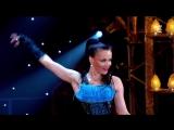 Tatiana Kundik Slack wire DVB S FRANCE2 HD Le plus grand cabaret du monde N160 1