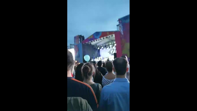 ёлка, live concert, аутлет виладж, мск