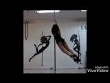 DeLuxe pole dance,Nadiya See
