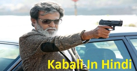 Kabali in Hindi Dubbed Torrent