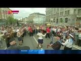 В центре Москвы состоялся финал грандиозного фестиваля «Времена и эпохи»