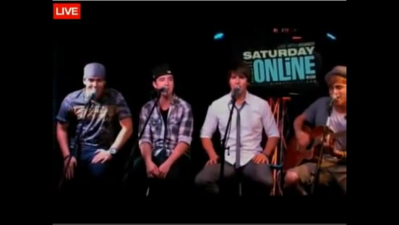 Big Time Rush - If I Ruled The World (Acoustic)