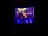 Robert Downey Jr receiving the Shining Star Award 07/12/2016