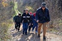 16 октября 2012 - Самарская область: Поход для молодежи с ограниченными возможностями по Сокольим горам