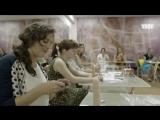 Наташа из сериала Сладкая Жизнь (ТНТ) на курсах минета