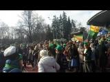 ирландский фолк и танцы