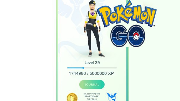 Pokemon Go: информация к размышлению