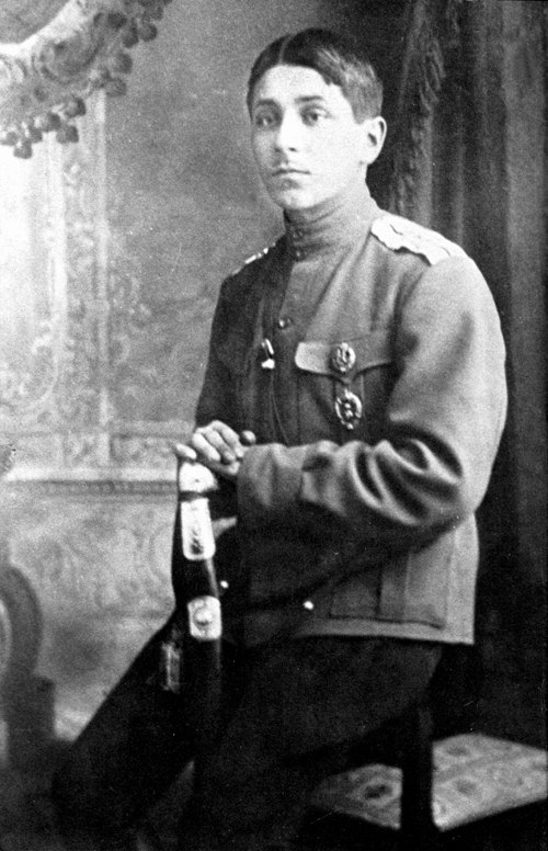 Михаил Зощенко, 1915/16 гг.