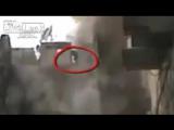 Сирия Война 2013 уничтожение снайпера