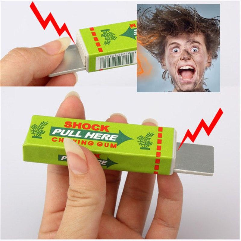 Шок Жвачка Электрошокер - 50 руб